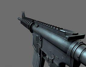 M4A1 Rifle 3D model