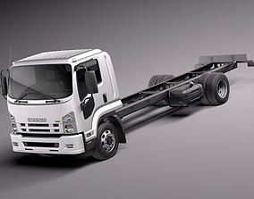 3D model ISUZU F-series 2013