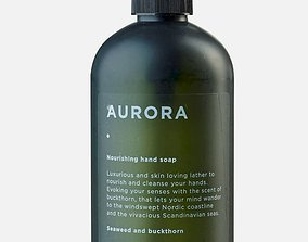 Aurora Hand soap - 3D model