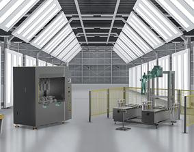 3D Ultrasonic welding machine Assembly