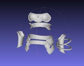 3D print model Sword Art Online Alicization Asuna 1