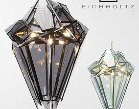 3D model glass Chandelier Shard by Eichholtz