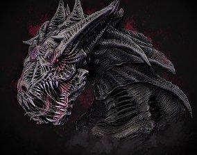 Alien Dragon Harridan 3D printable model