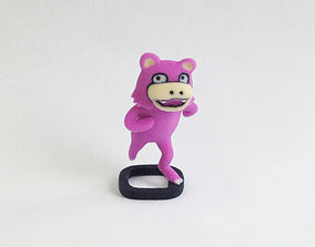 Slowpoke of the Pedo Pals 3D printable model