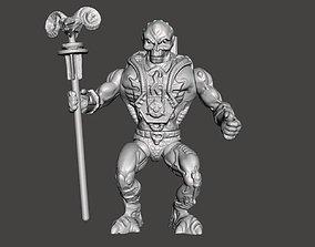 SKELETOR LASER LIGHT MOTU VINTAGE ACTION 3D print model 1