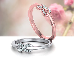 Epic Diamonds Collection Knot Diamond 3D printable model