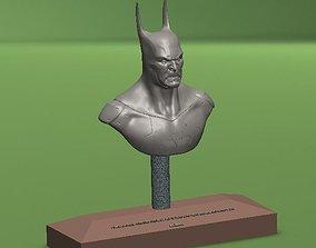 BATMAN STANDING HEAD 3D printable model