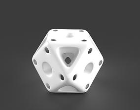 3D print model Mathematical art abstract