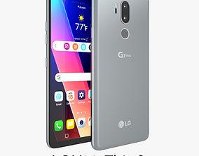 LG G7 ThinQ v30s 3D model