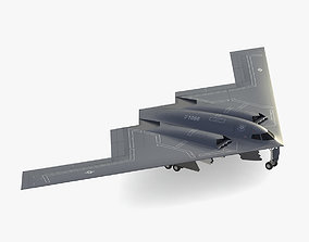 Northrop Grumman B-2 Spirit 3D model