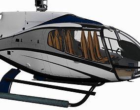 3D model Eurocopter EC-130