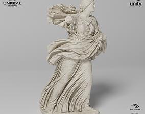 3D asset Chiaramonti Niobid Sculpture VR AR Mobile-ready