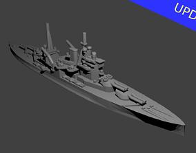 British Queen Elizabeth Class 3D printable model