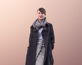 Svenja 10761 - Business Woman Walking 3D asset