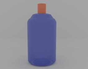 Frasco shampoo - Bottle 3D model