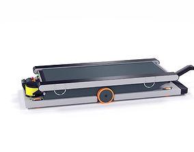 Robot trolleys self drive AVG 3D