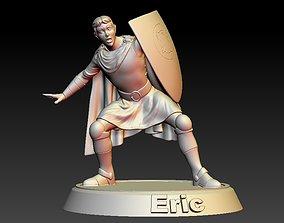 3D print model Eric the cavalier