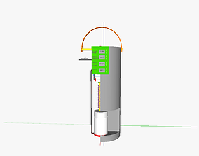 3D model AT infusion maker