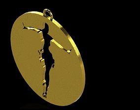 3D print model Tomb raider keychain