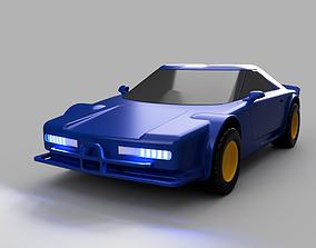 3D print model Safari GT