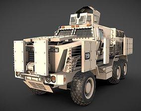 3D Caiman MRAP