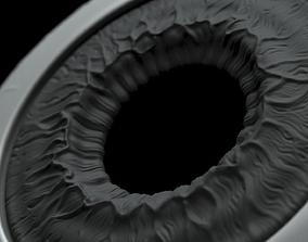 3D High Poly Eye