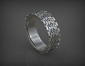 Ring Wheel 1 STL 3D printable model