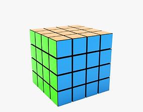 puzzle 3D Rubiks cube