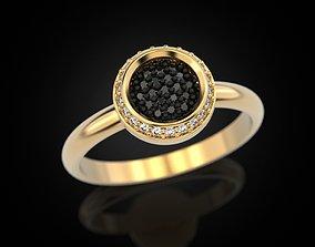 3D print model Adorable Rings 3 Ring2