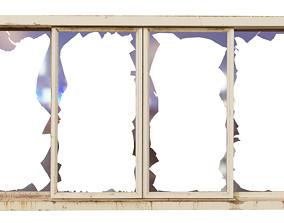 3D model Derelict Window-1