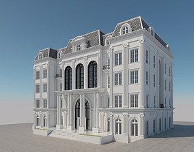 Classic Villa 3 3D model house