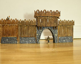 Fortifications 3D print model
