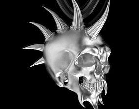 3D print model pendant necklaces