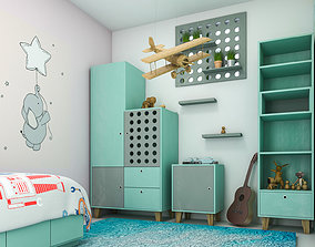 3D model childroom