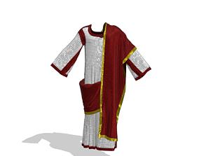 3D asset Roman Senator
