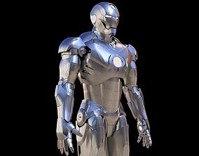 Iron Man Mark 2 3D