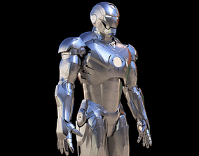 Iron Man Mark 2 3D model