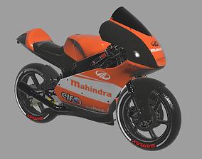 Mahindra Moto Bike 3D model