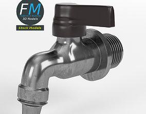 3D Small faucet