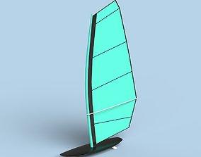 Windsurf board 3D model