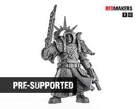 Janissaries - Lieutenant of the 3D printable model 1