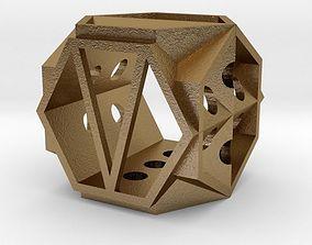 3D print model Dice house home