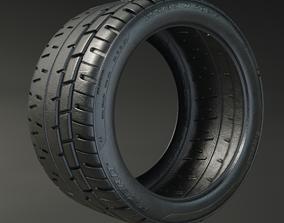 PZero Trofeo R Tire 3D