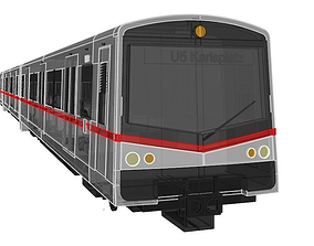Metro Vienna - Wiener Linien 3D