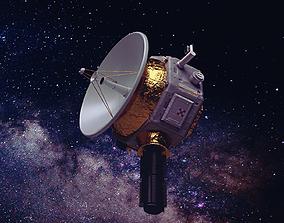 3D asset Deep Space Probe
