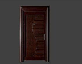 SIGLE DOOR WINDOW OPENABLE 3D model