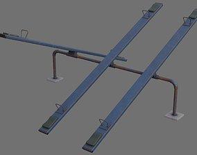 3D asset Seesaw 1C