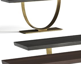 3D model Malerba Fashion Affair Console Table