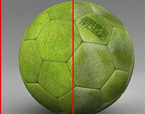 Soccerball indoor 3D asset