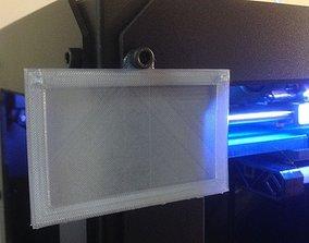 3D printable model MakerBot Replicator2 Tag
